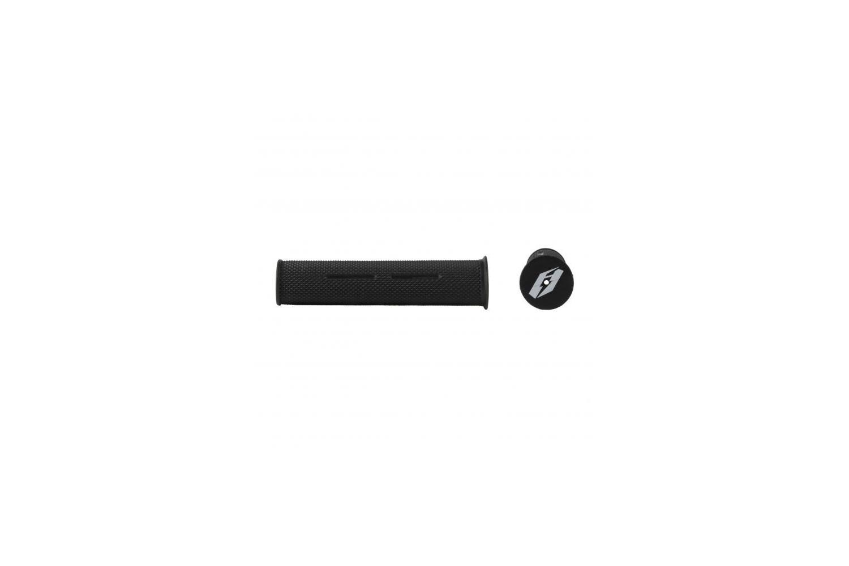 Poignée caoutchouc noire JITSIE