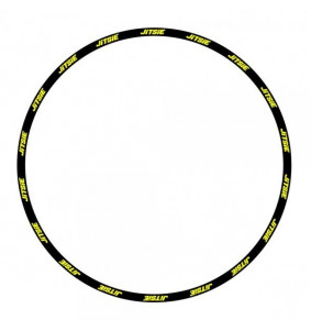 Jitsie rim stickers 20""