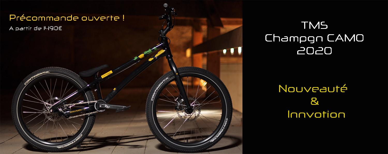 Street trial Champgn Camo 2020